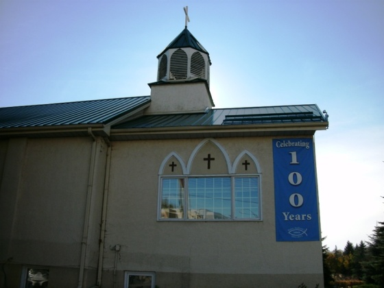 home church Winnipeg