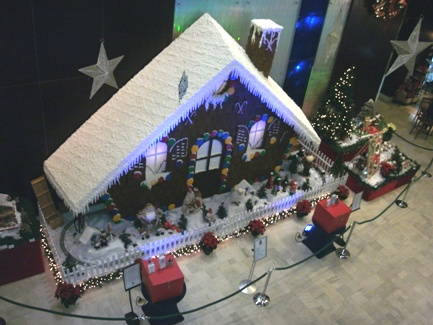 Hyatt Regency Gingerbread Lane