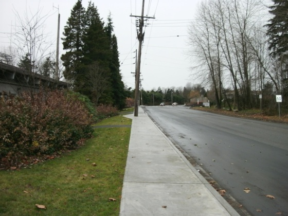 North Vancouver street