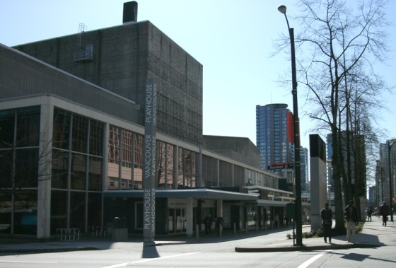 Vancouver Playhouse closes its doors