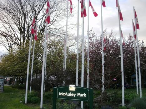 McAuley Park Vancouver