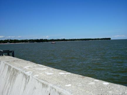 Lake Winnipeg from Gimli