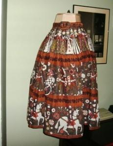 Mother's Skirt