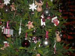 Festival of Trees at Four Seasons Hotel