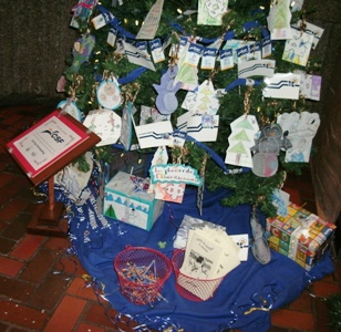 At the Festival of Trees 2012