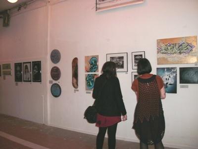Art Show Downtown Eastside