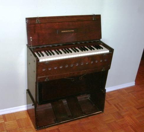 Sherlock-Manning Organ
