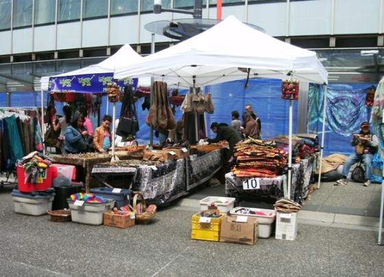 Street Fair on Granville