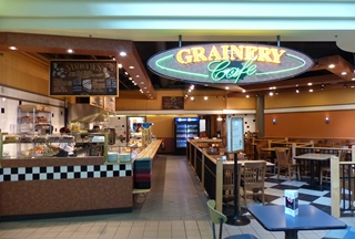 Lougheed Mall Grainery Cafe