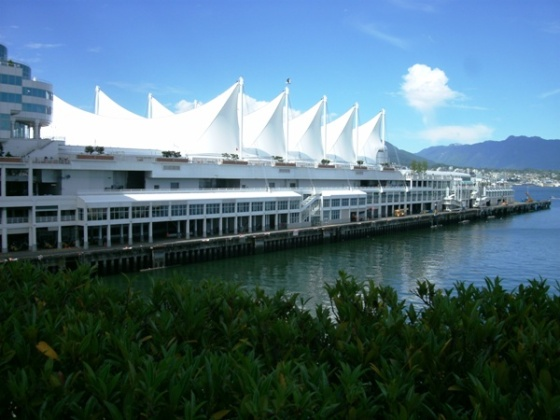 July 1 at Canada Place