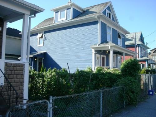 East Vancouver neighbourhood