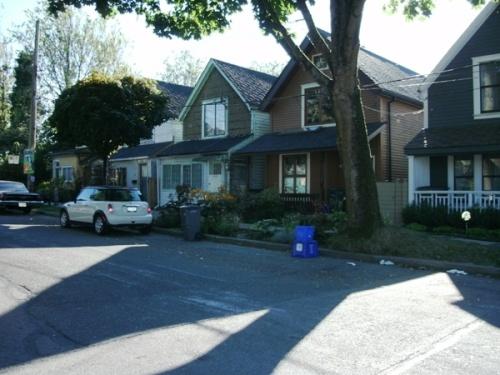 Strathcona Houses Vancouver