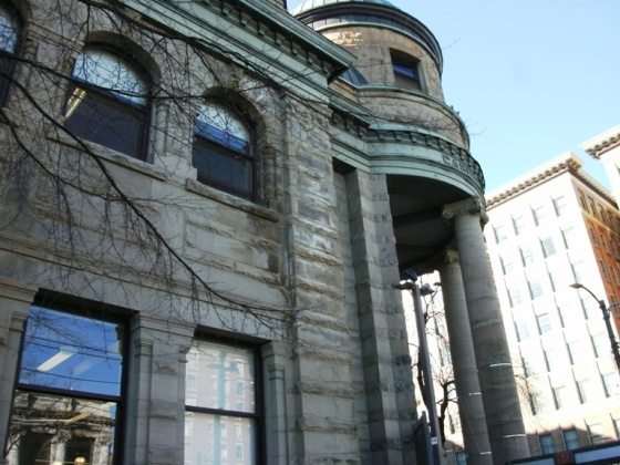 Carnegie Library Vancouver