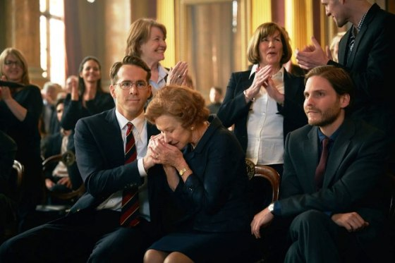 Still from the movie Woman in Gold