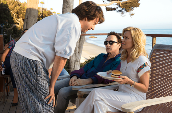 Paul Giamatti (Dr. Landy), John Cusack (Brian Wilson 80s era) and Elizabeth Banks (Melissa Ledbetter) sourced from official movie website