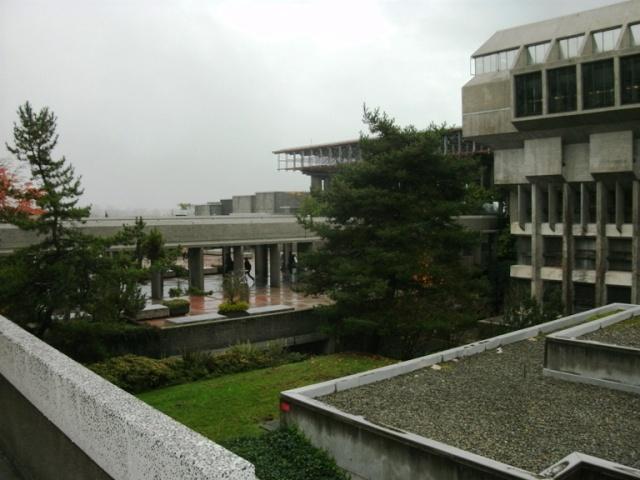 Library at SFU