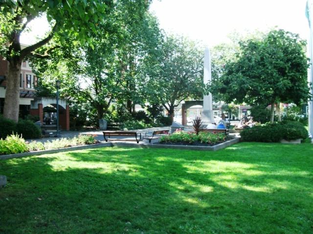 Port Coquitlam Veterans Park