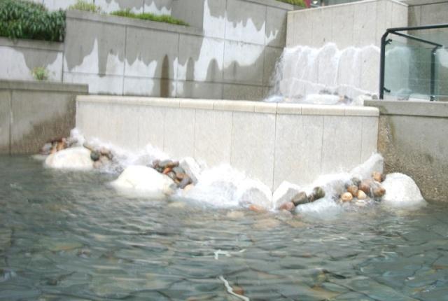 Broadway Tech Centre Fountain